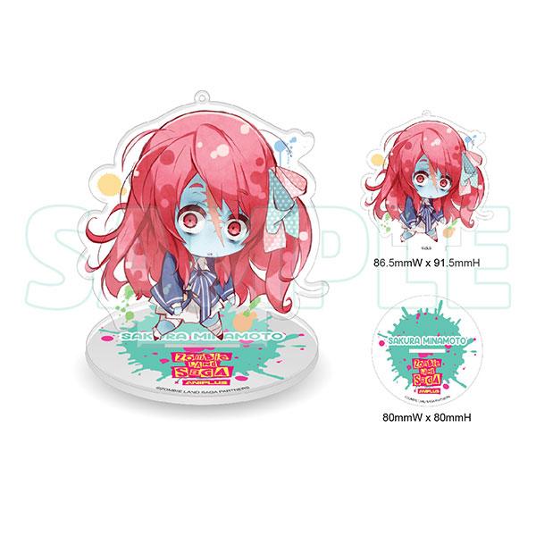 Zombie Land Saga X ANIPLUS Sakura – Acrylic Stand